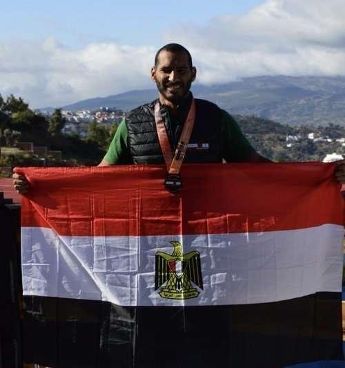 Omar Hegazy Triathlete